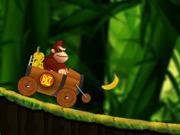 Play Donkey Kong Jungle Kart