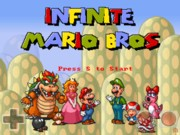 Play Infinite Mario Bros