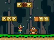 Play Luigi cave world 3
