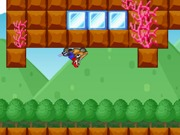 Play Mario antigravity moto