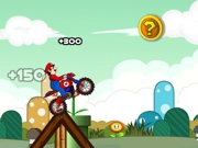Play Mario bike champion