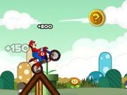 Play Mario bike champion