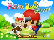 Play Mario Bros Castle Defenders