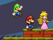 Play Mario Bros Save Princess