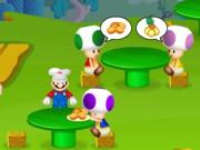 Play Mario cooking restaurant