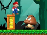 Play Mario in the jungle