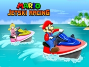 Play Mario jetski racing