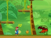 Play Mario jungle challenge