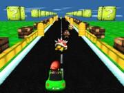 Play Mario Kart rush