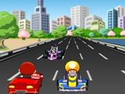 Play Mario kart wrong way