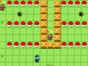 Play Mario labyrinth battle