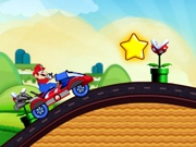 Play Mario rally kart race