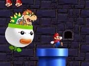 Play Mario running challenge