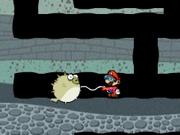 Play Mario sea hunting