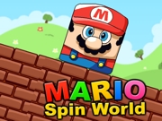 Play Mario spin world