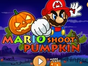 Play Mario vs Pumpkins