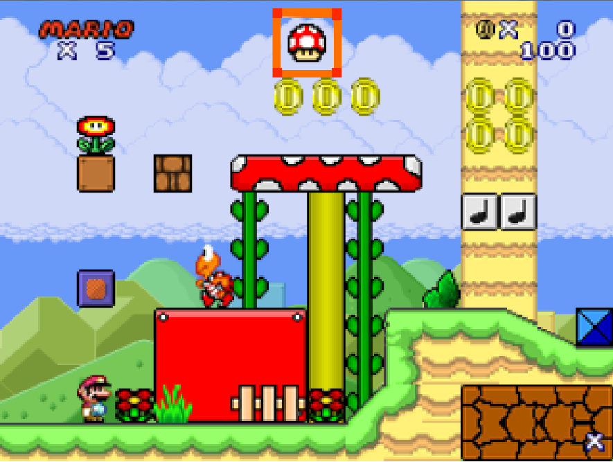 Play New Super Mario Flash