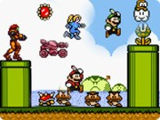 Play Super Mario Bros Crossover 2