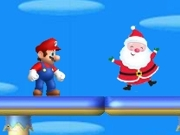 Play Super Mario Christmas Challenge
