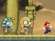 Play Super Mario Egypt Run