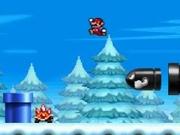 Play Super Mario Snow Adventure