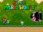 Play Super Mario World online