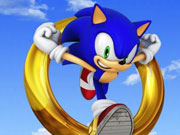 Play Super Sonic Hero run 3D